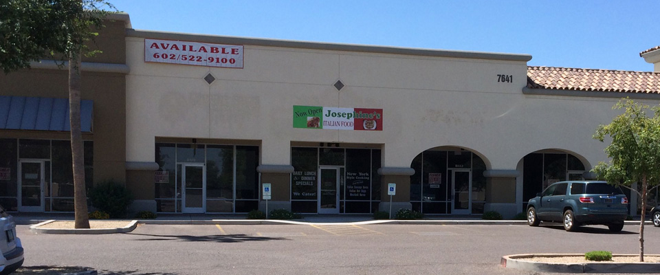 Restaurant space for lease in Mesa, AZ